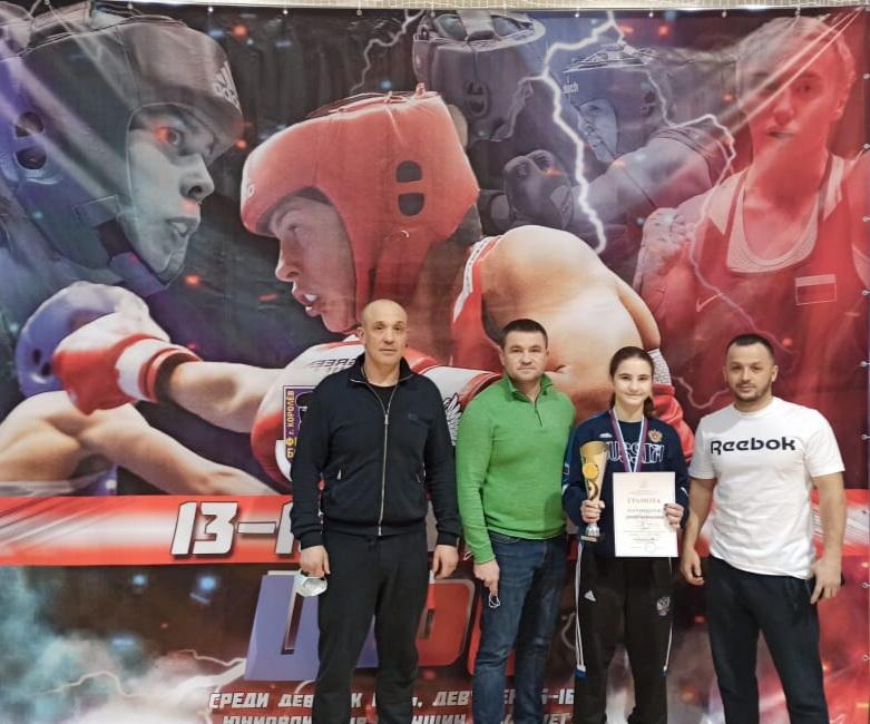 Ярославские спортсменки привезли с чемпионата и первенства ЦФО по боксу семь медалей