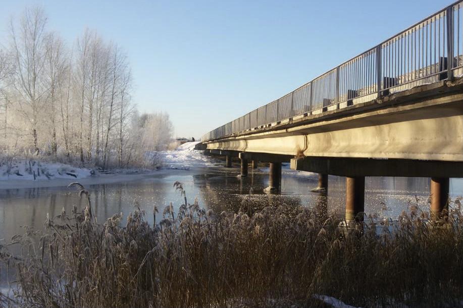 Шесть мостов отремонтируют в Ярославской области в этом году