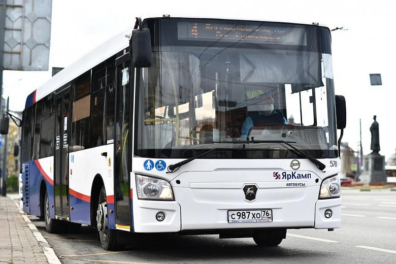 Мэрия Ярославля рассматривает возможность сохранения длинных автобусных маршрутов