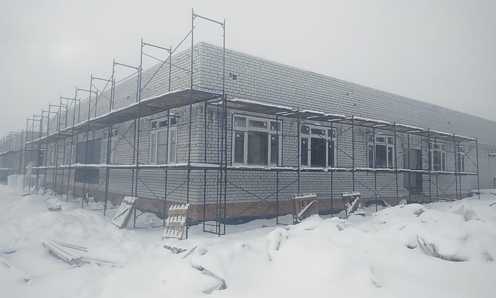 Новые ясли в Ярославском районе планируют сдать до конца лета