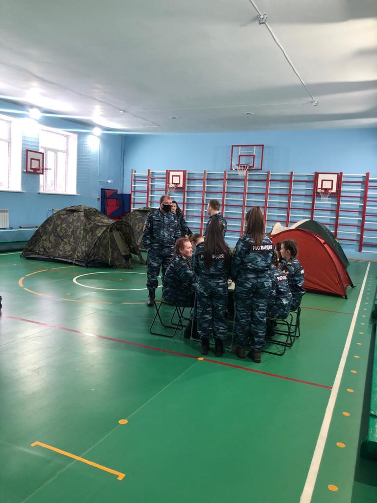 Спортивно-туристический клуб открыли в Чебаковской школе Тутаевского района