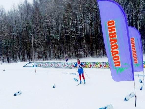 Первенство ЦФО России по лыжным гонкам проходит под Ярославлем