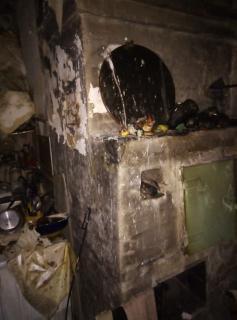 В Ярославле на пожаре погиб пожилой мужчина