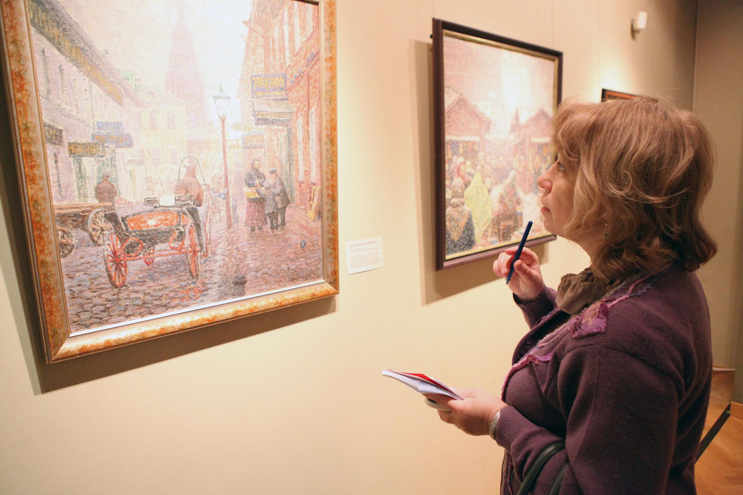 В Ярославле открылась выставка, посвященная знаменитому художнику, фотографу и кинематографисту
