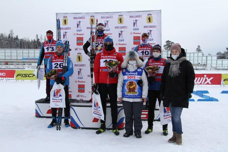 В Демино прошел второй день всероссийских соревнований по биатлону