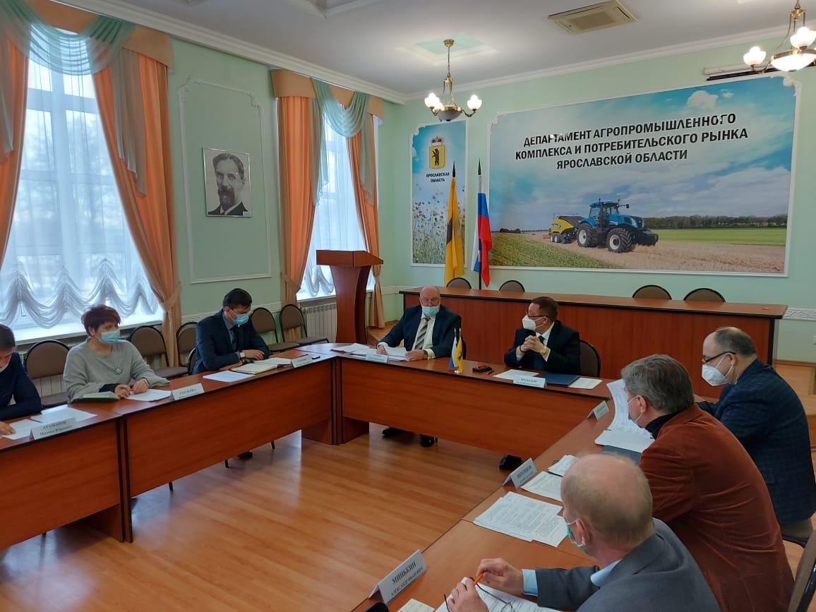 Эксперты оценят передовые технологии, которые планируют внедрять в сельском хозяйстве в Ярославской области