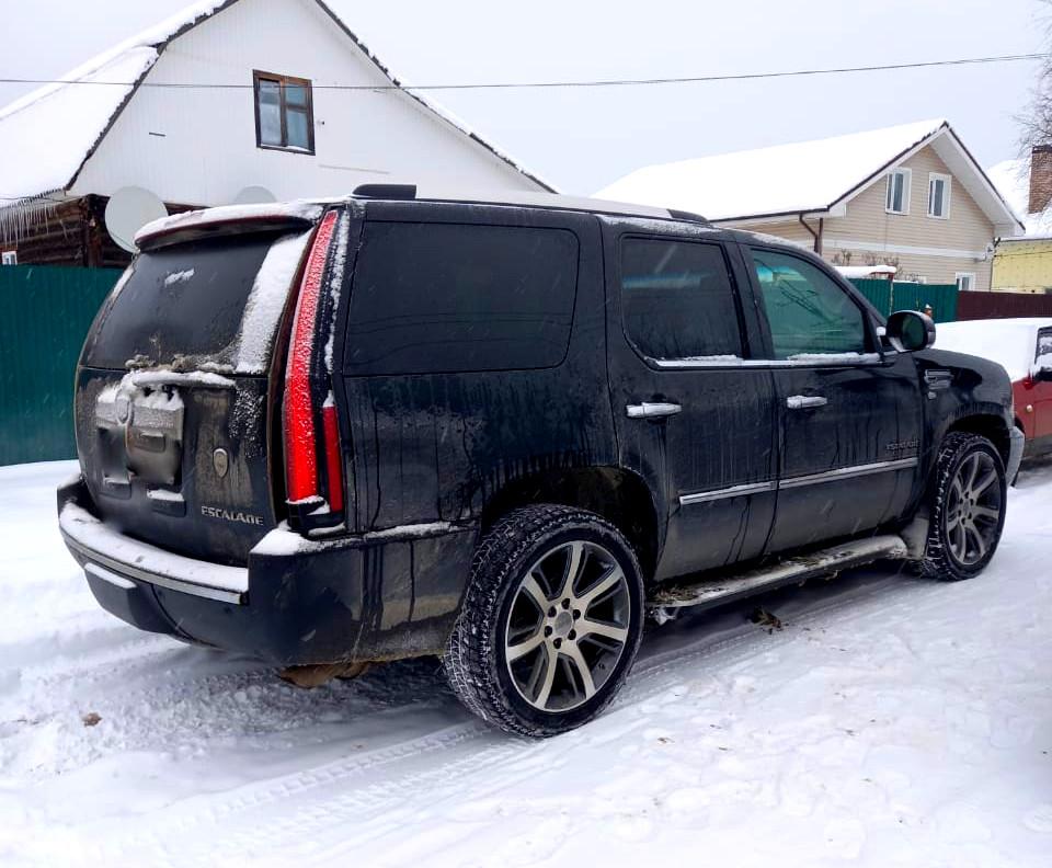 В Ярославской области расплатился элитным автомобилем за крупный долг перед банком