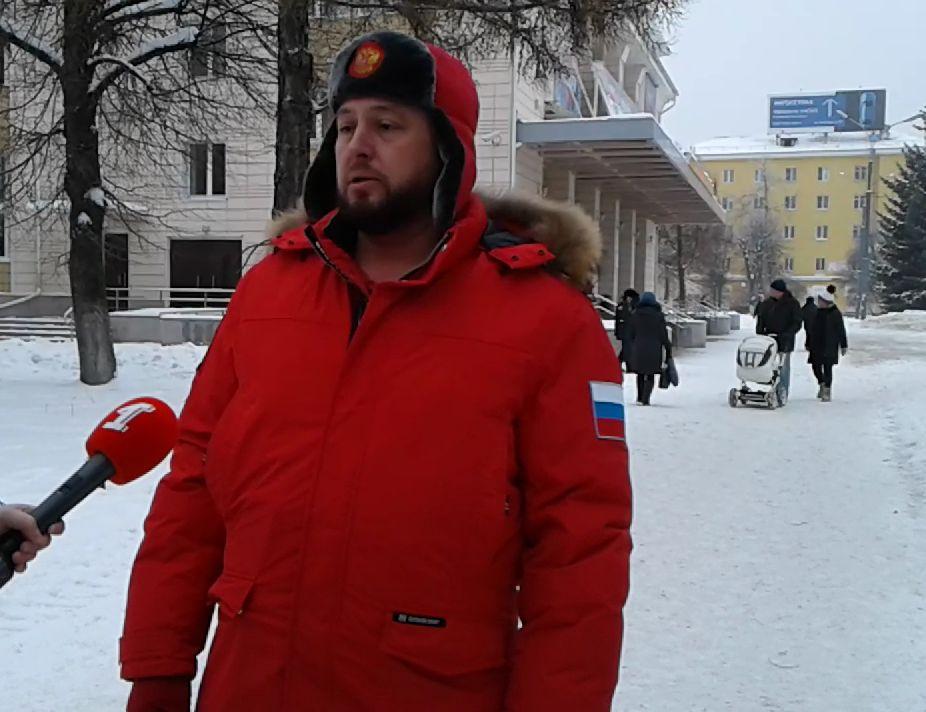 Михаил Крупин пообещал разобраться с организаторами несанкционированного митинга в Ярославле