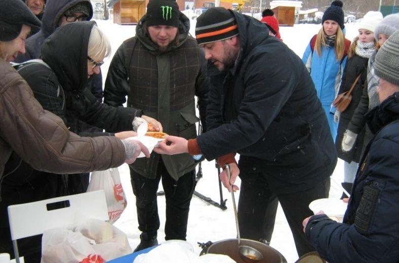 Ярославской ночлежке для бездомных выделили более двух миллионов рублей на продуктовые наборы