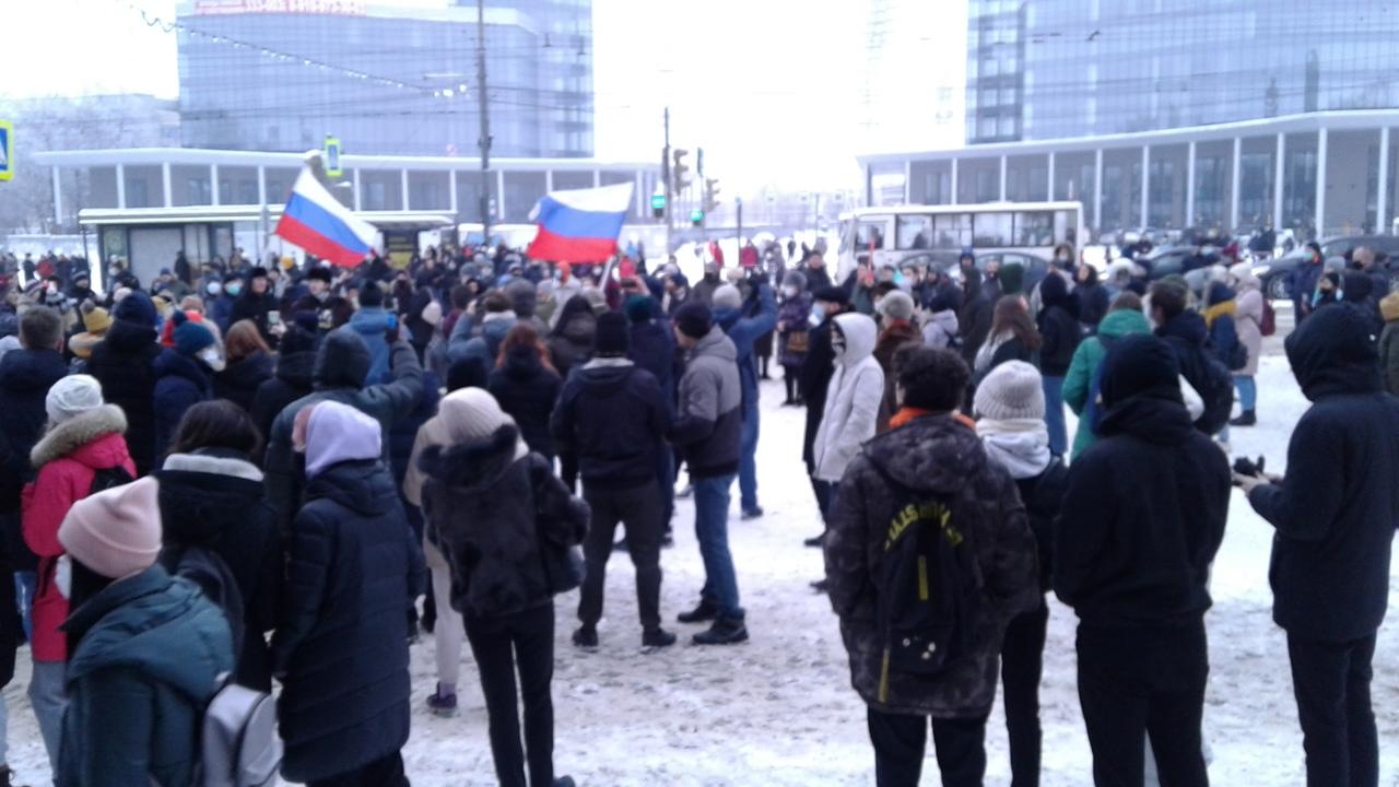 В Ярославской области не допустили беспорядков во время несанкционированных акций