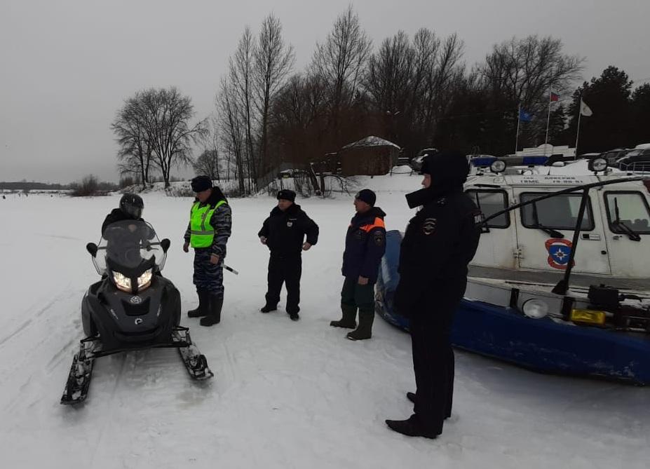 Более 50 нарушений выявили в рамках профилактической операции «Снегоход-2021»