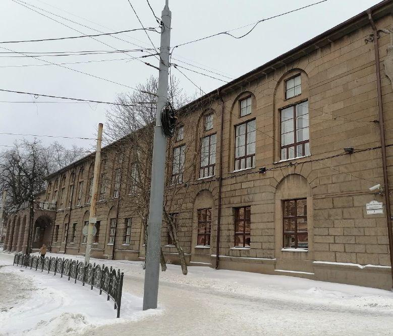 Здание отделения Центробанка в центре Ярославля планируют отреставрировать