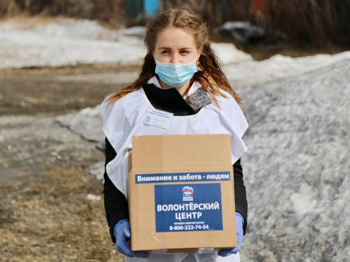 Почти 2,7 миллиона жителей России вовлечены в волонтерскую работу