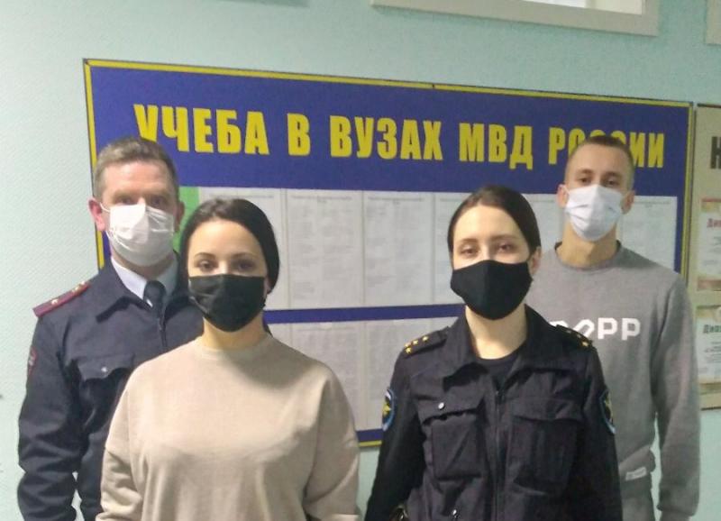 В Ярославской области студентов знакомят с работой полицейских