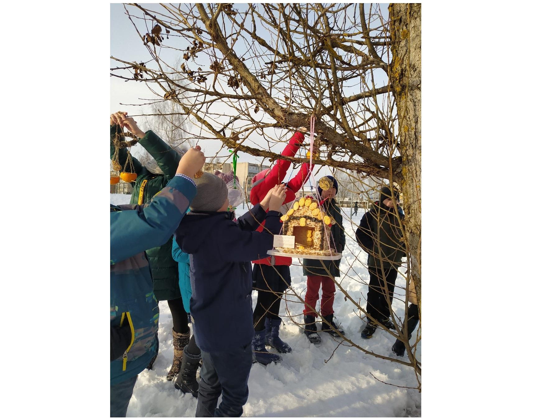 Школьники активно участвуют в «Марафоне экособытий Ярославии»