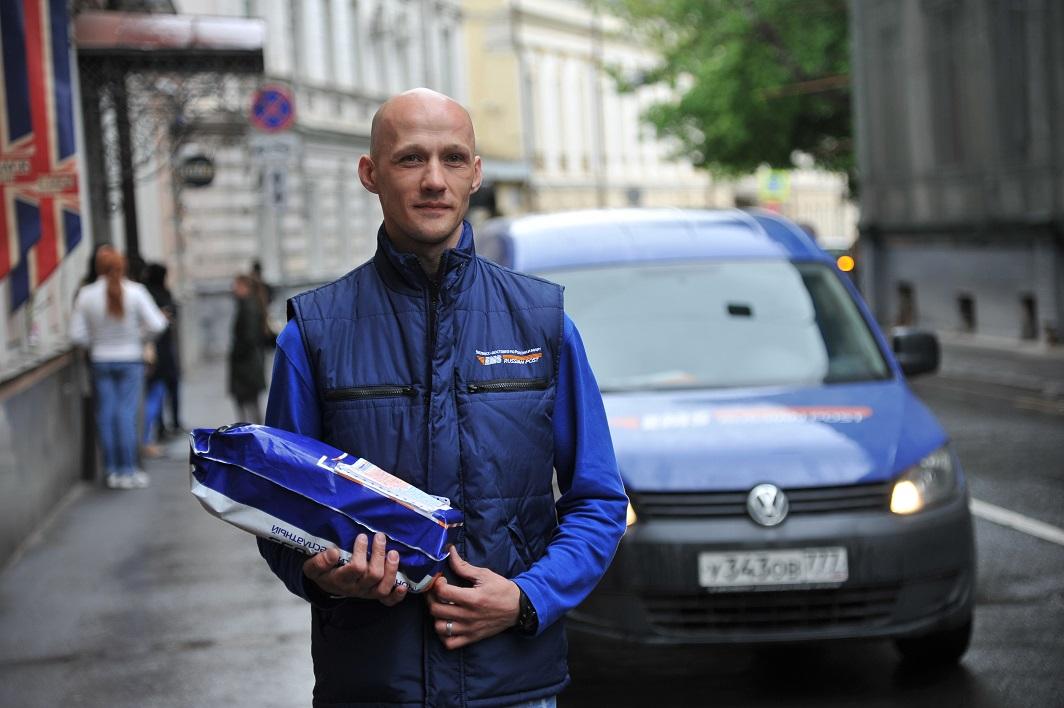 В 2020 году спрос на курьерскую доставку Почты России у жителей Ярославской области вырос на 47%