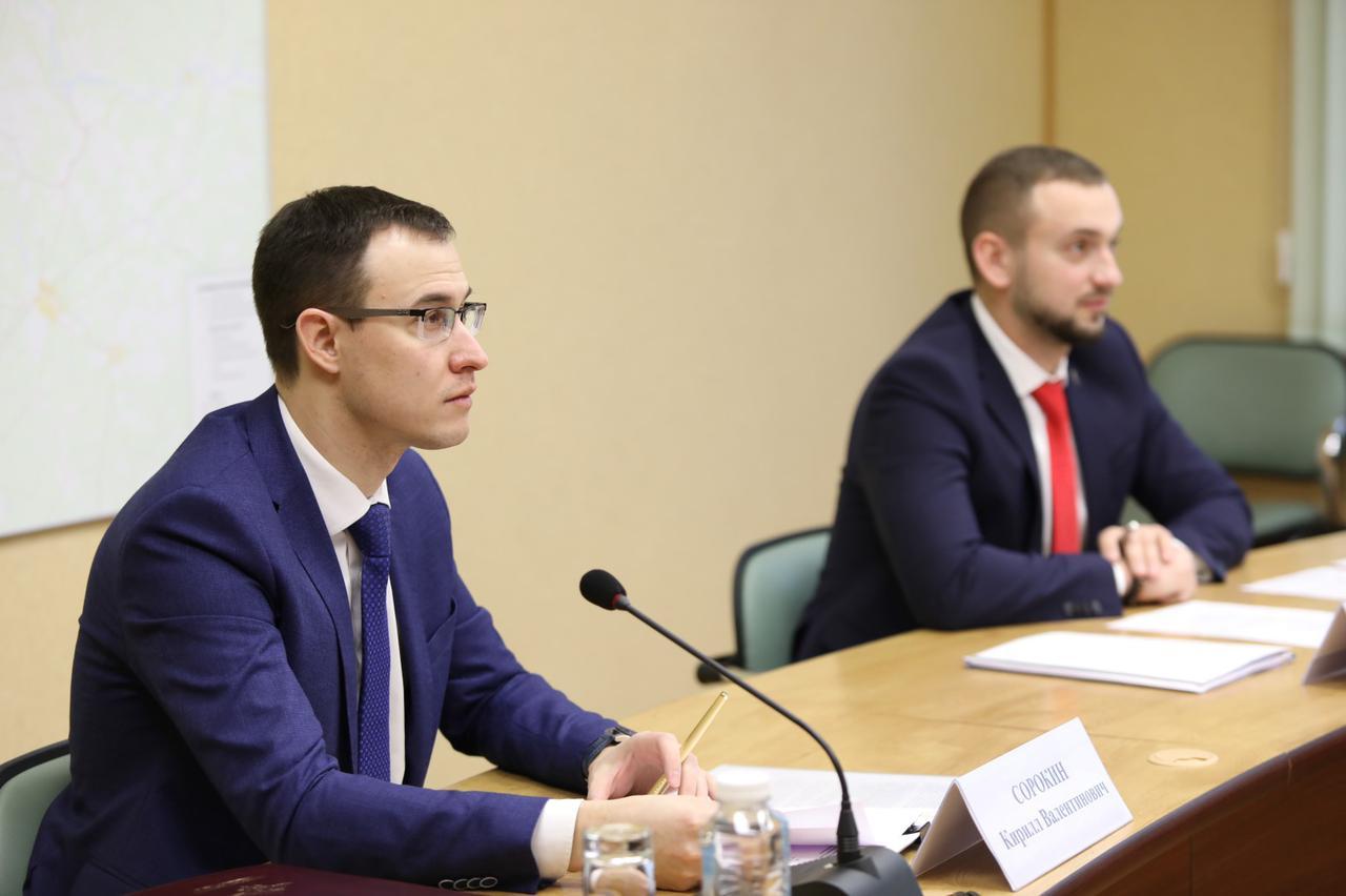 Ярославская и Нижегородская области обсудили вопросы развития двустороннего сотрудничества