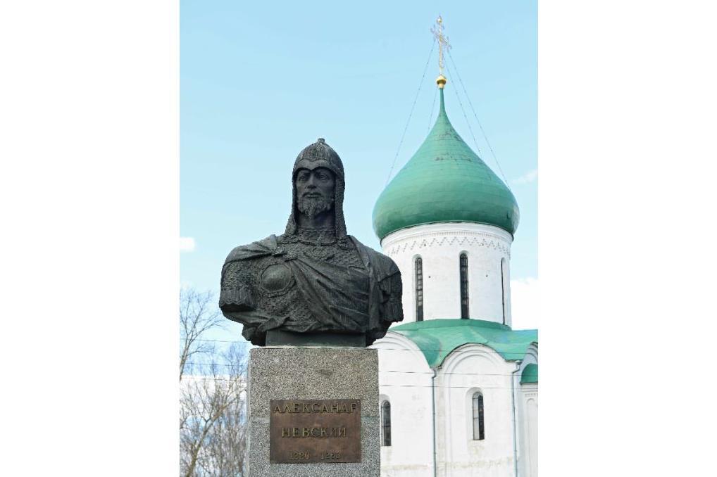 Памятник Александру Невскому в Переславле планируют отреставрировать