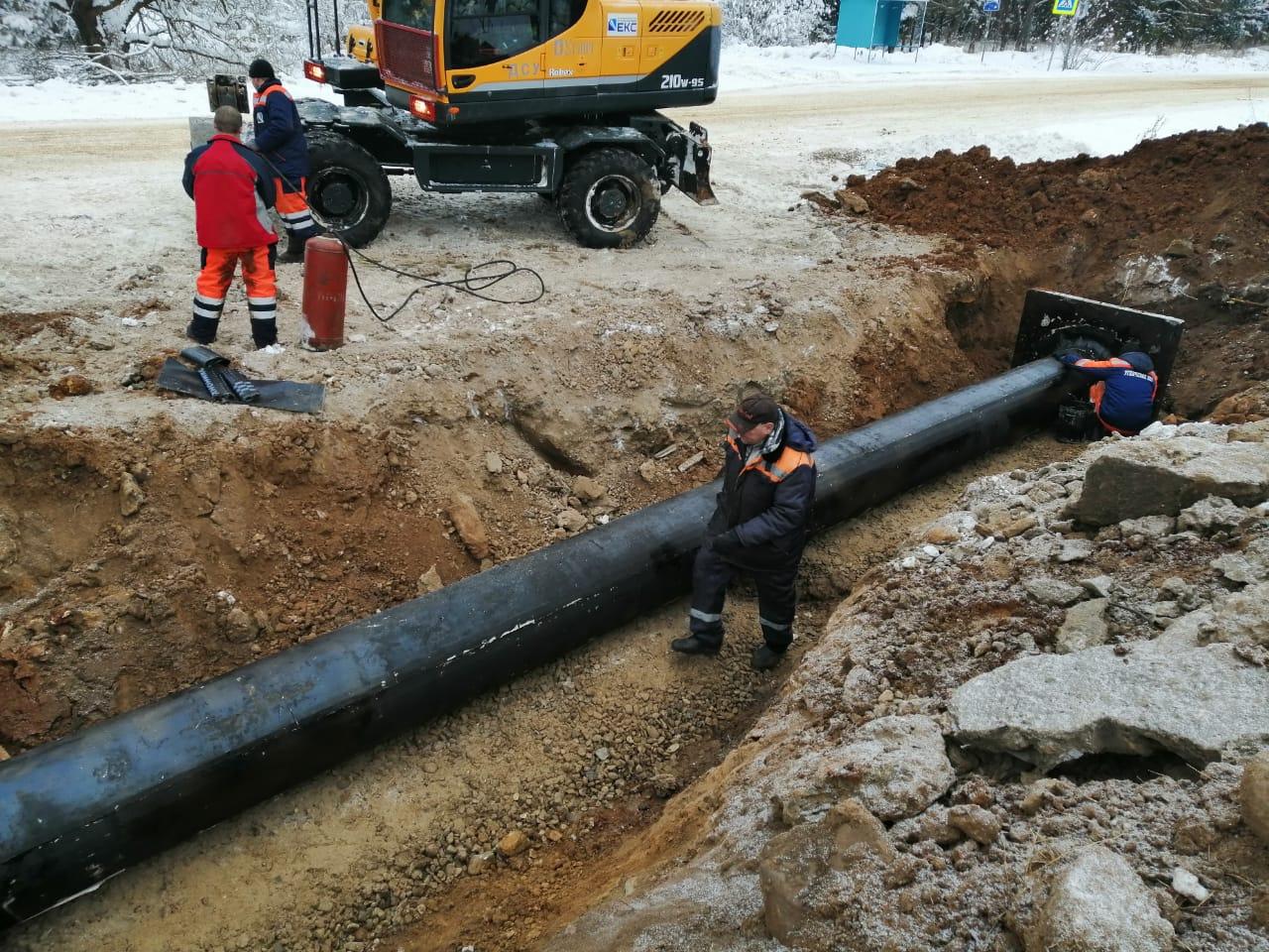 Началась подготовка к ремонту еще одного участка дороги Нагорье – Берендеево