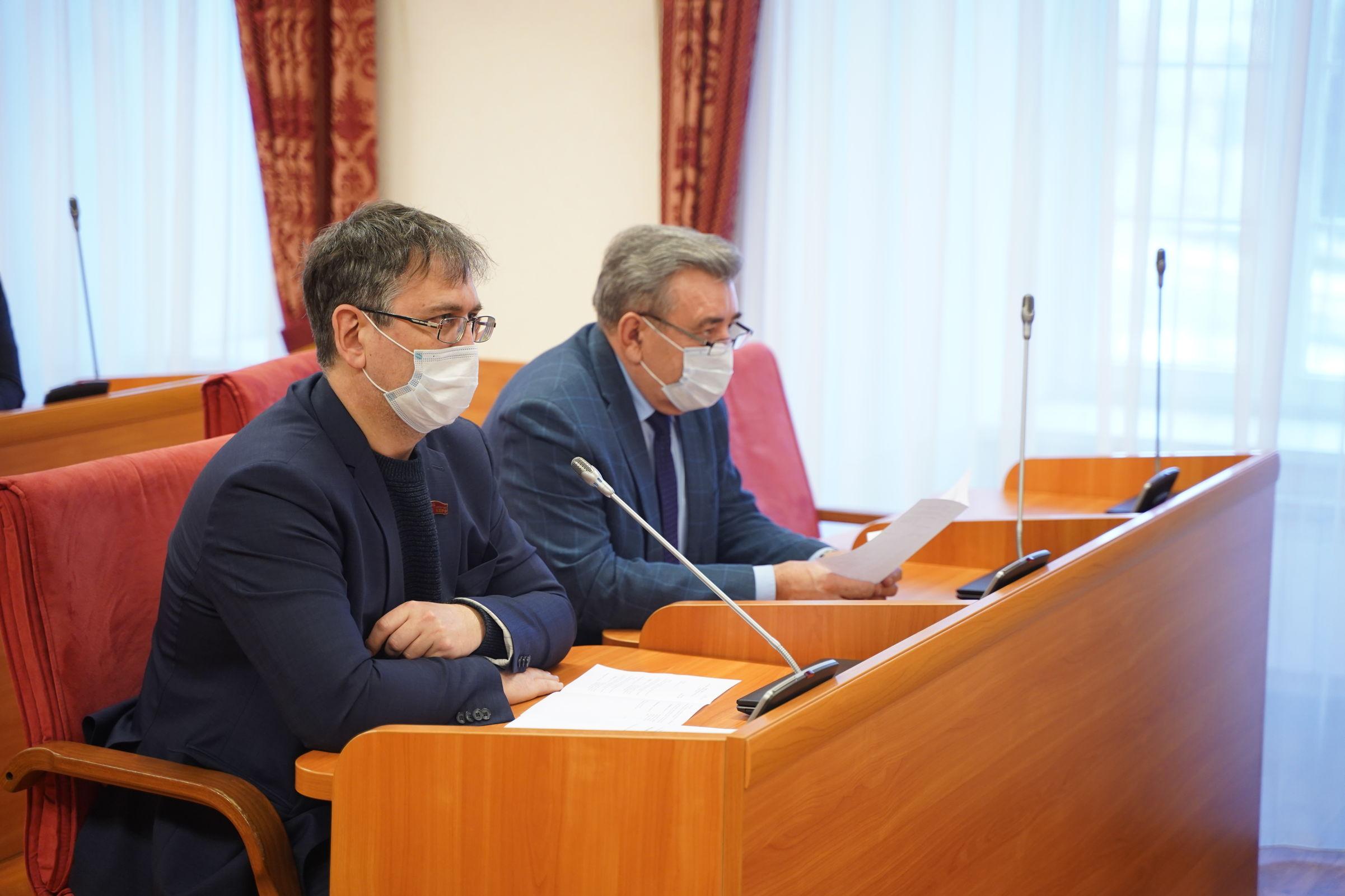 Назначена дата внеочередного заседания Яроблдумы, на котором прекратят полномочия погибшего Алексея Константинова