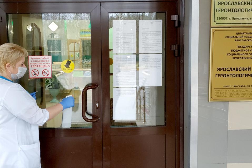 Сотрудники стационарных учреждений соцобслуживания получают выплаты за сменный режим работы