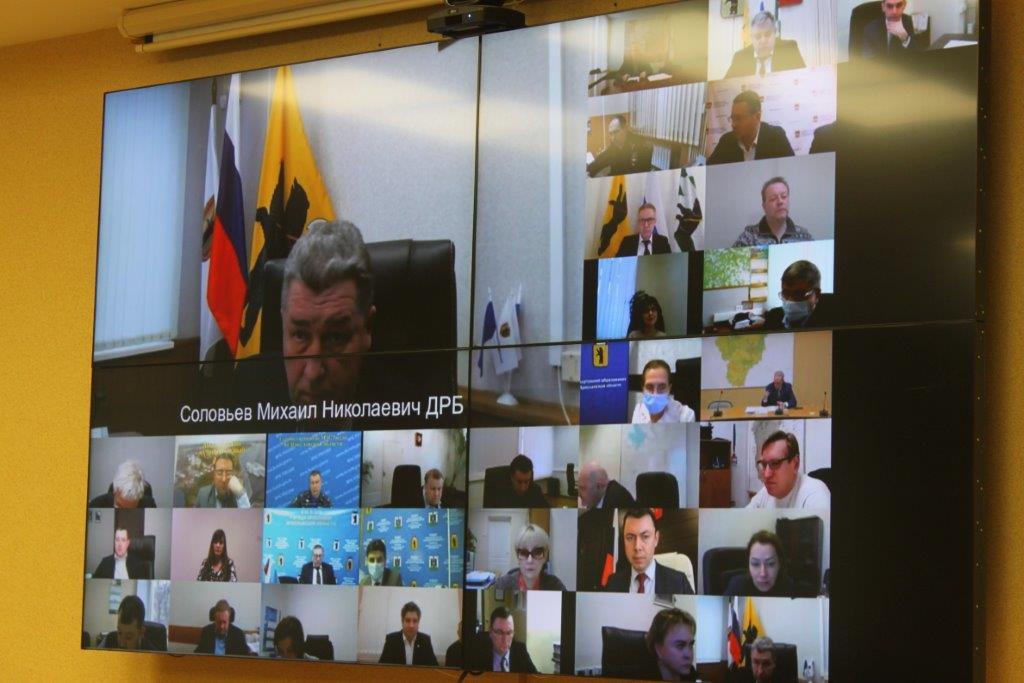 Соблюдение правил пожарной безопасности проверят во всех соцобъектах Ярославской области