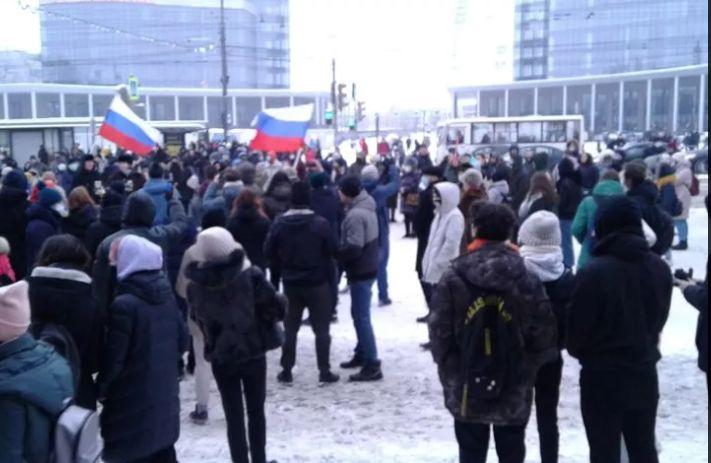 Полиции предупредила ярославцев об ответственности за участие в несанкционированных акциях