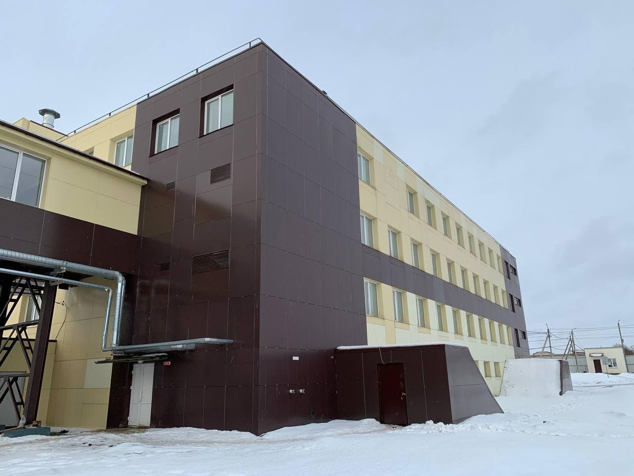 Энергетики «Росcети Центр» выдали 10 мегаватт мощности Тутаевскому промышленному парку