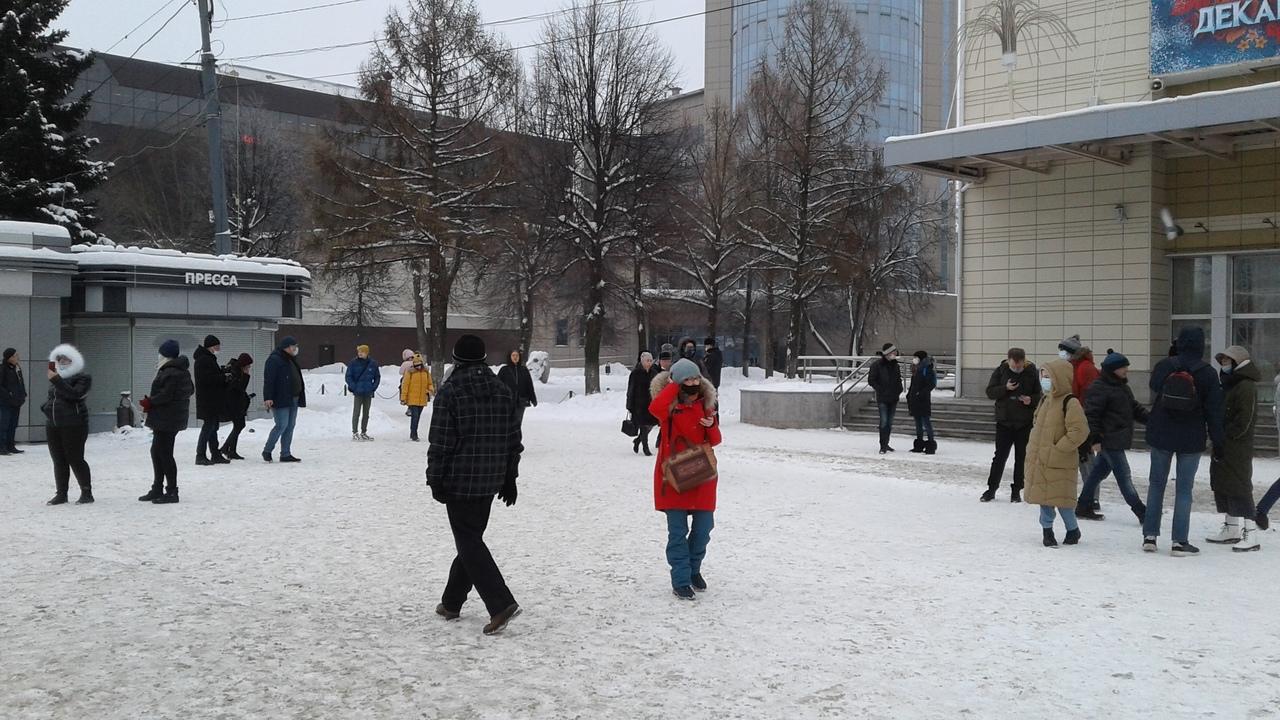 Ярославца осудили за участие в несанкционированном митинге