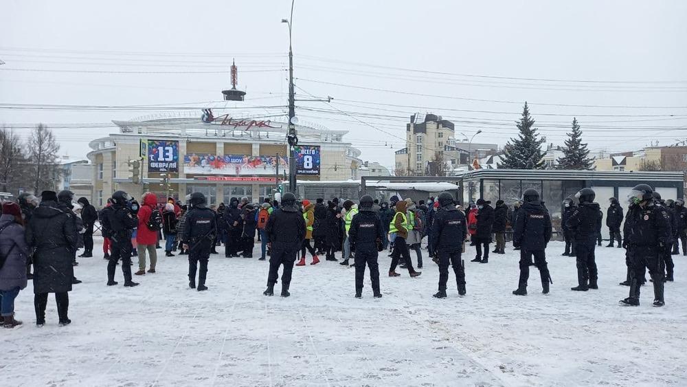 Информация об избиении в Ярославле активиста не подтвердилась
