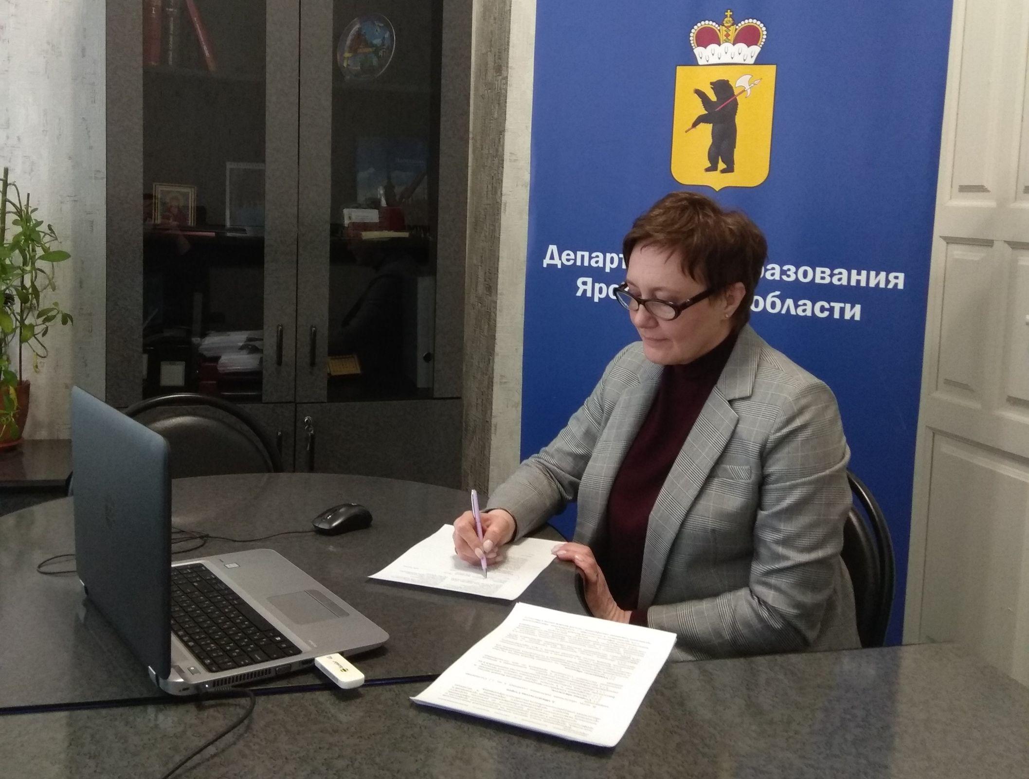 Пять школ Ярославля и Рыбинска включили в региональную систему подготовки педагогических кадров