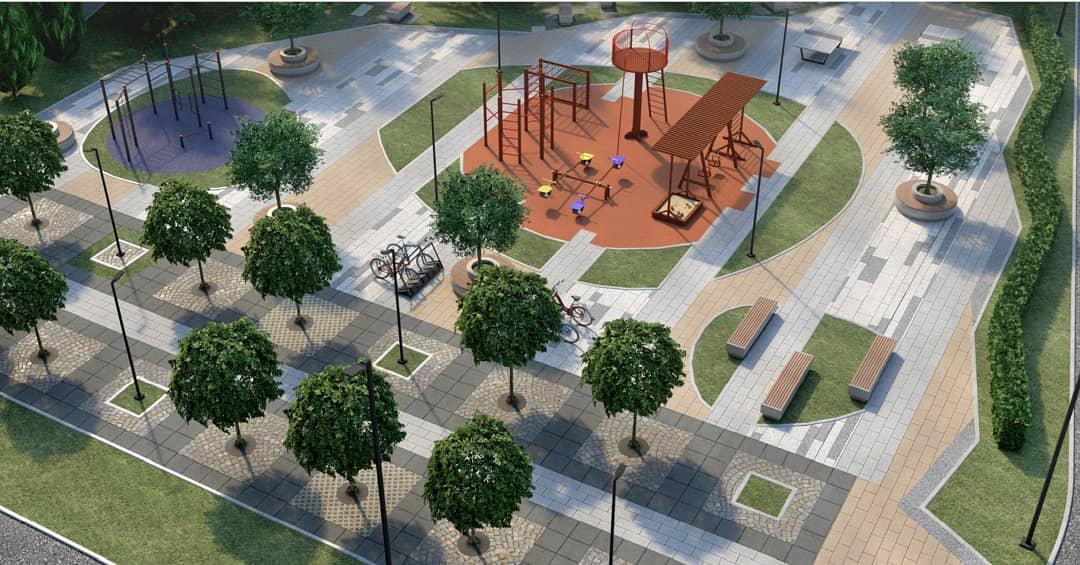 Историческую часть Пошехонья благоустроят по проекту «Город пяти рек и семи мостов»
