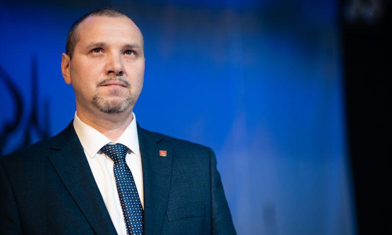 Глава Ростовского района Сергей Шокин ушел в отставку