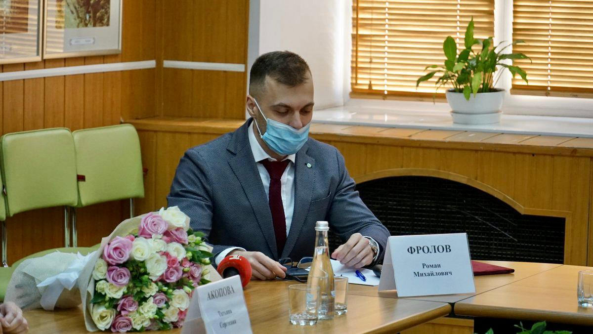 Представители науки получили грамоты губернатора Ярославской области
