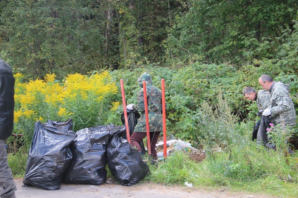 В Ярославской области началась подготовка к акции «Очистим лес от мусора»