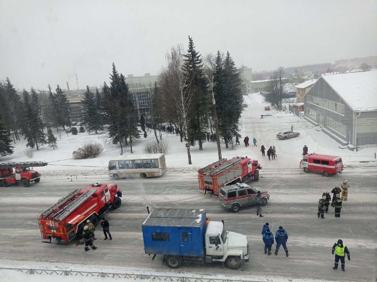 Детей эвакуировали из школы в Рыбинске: полиция назвала причину