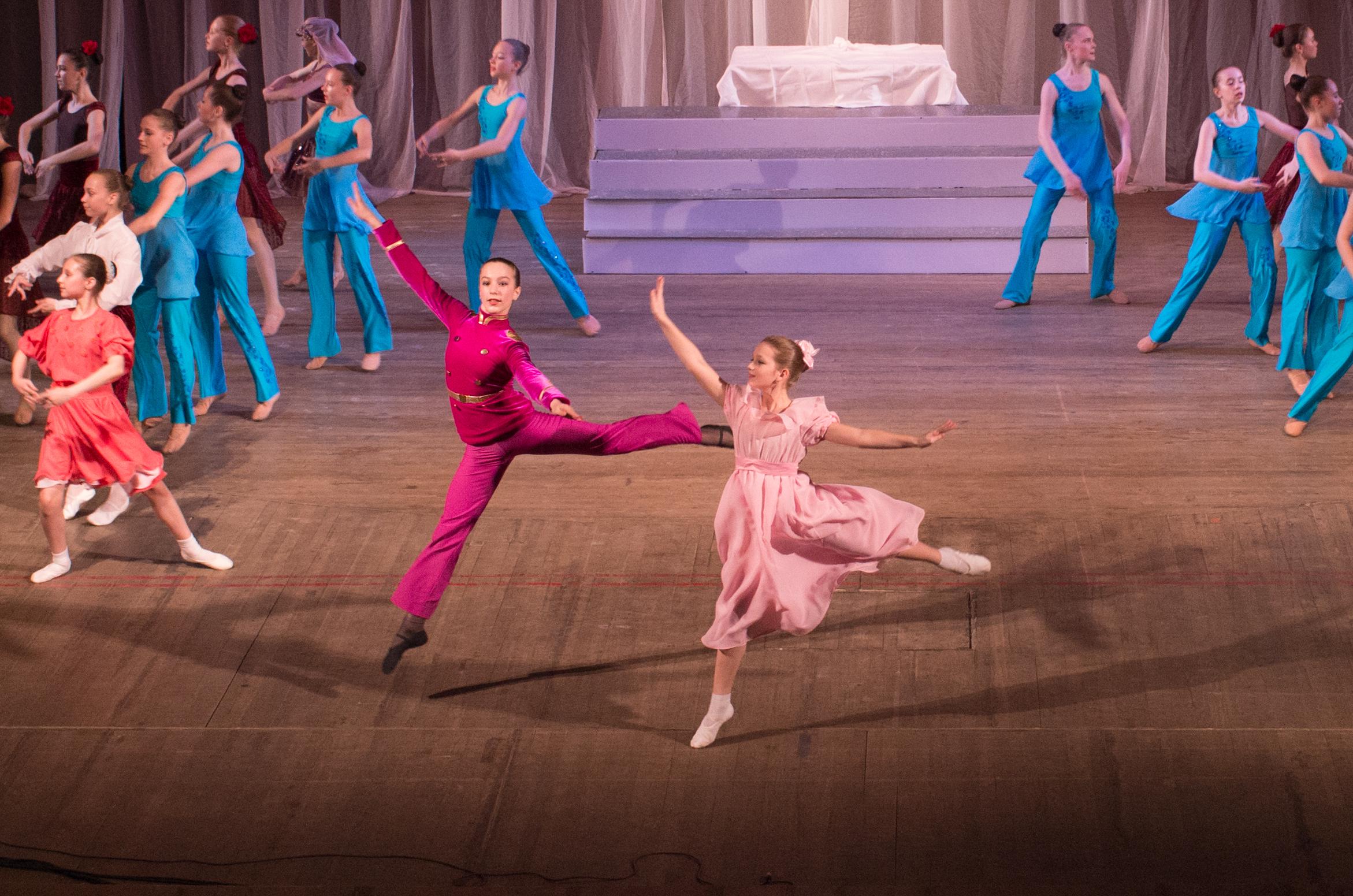 От Петипа до Цискаридзе: как в Ярославле готовят артистов балета