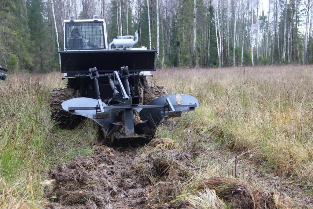 Почву под искусственное лесовосстановление подготовят на площади в 2,5 тыс. гектаров