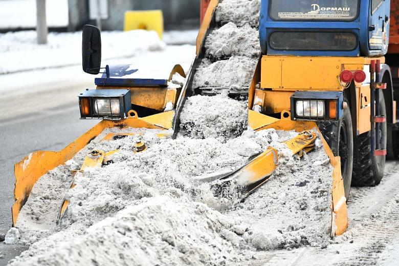 Нарушители правил вывоза снега могут быть оштрафованы на сумму до 400 тысяч рублей