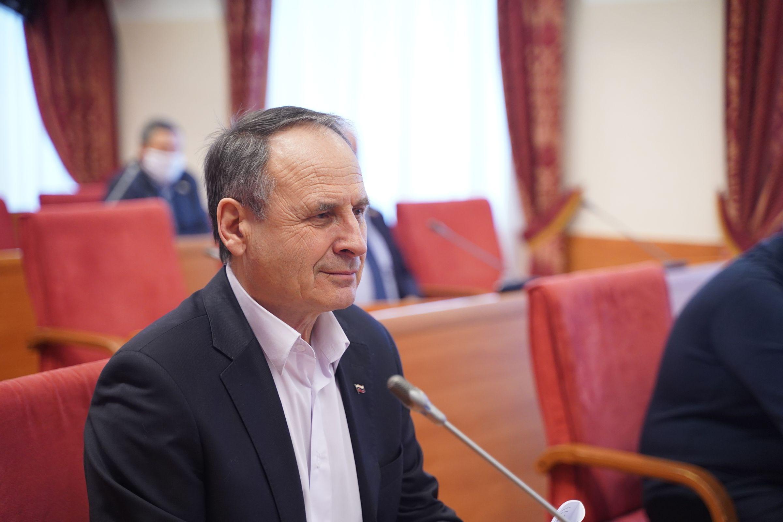 На заседании Ярославской областной Думы выбрали нового спикера