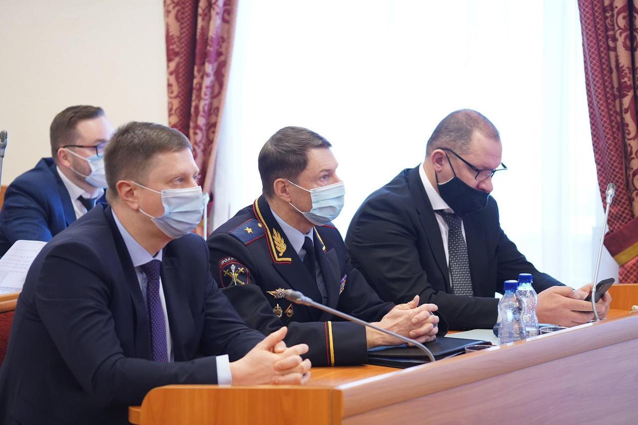 Доходы областного бюджета увеличены до 78,5 миллиарда рублей