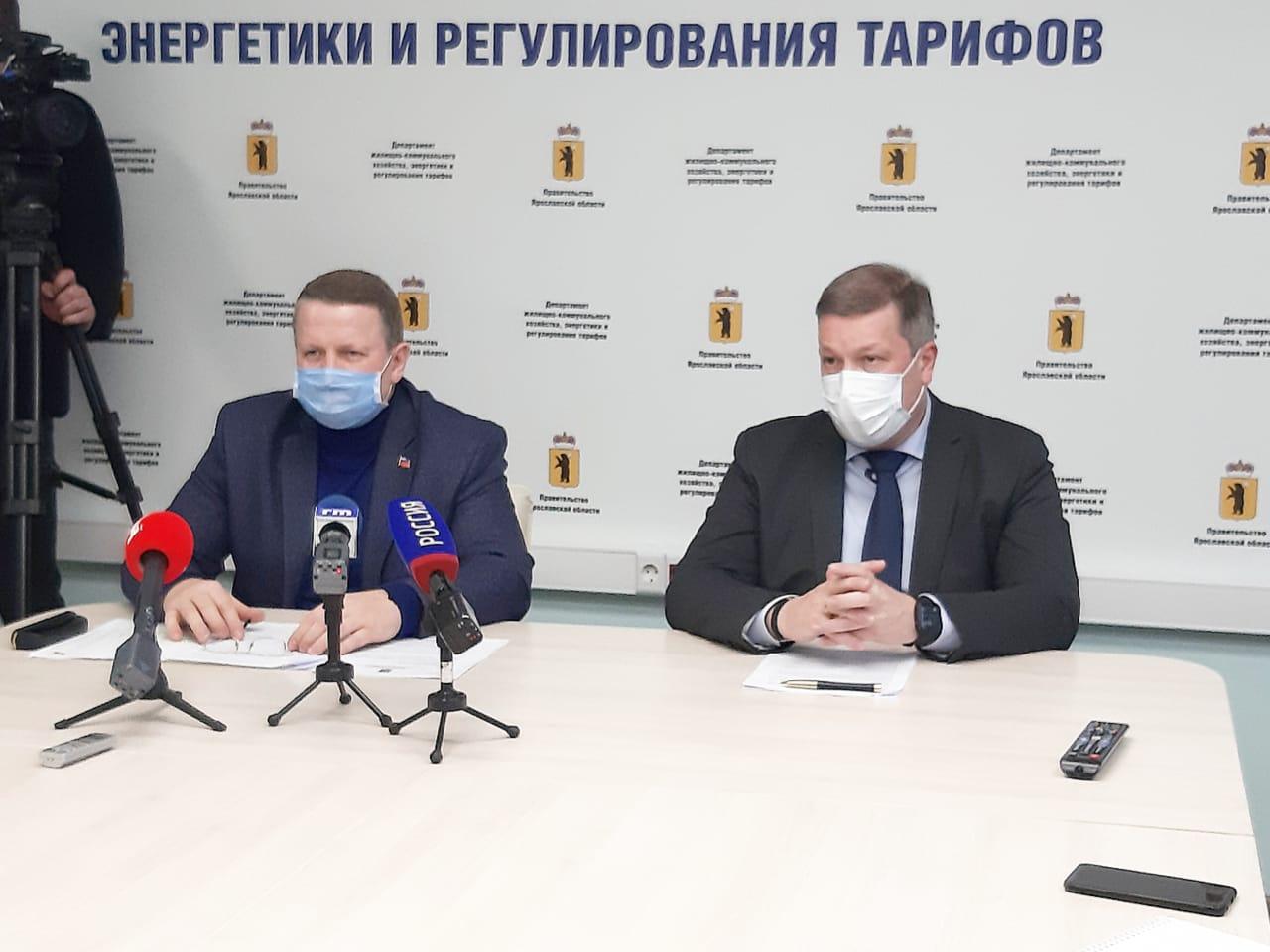 Виктор Неженец: прорабатываем возможности включения Ростова в проект Минстроя по модернизации изношенных объектов ЖКХ