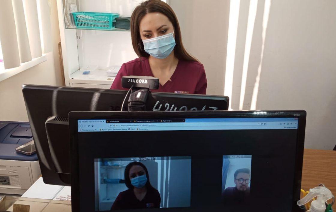 Специалисты телемедицинского кол-центра Центральной больницы Ярославля уже провели более ста онлайн-консультаций