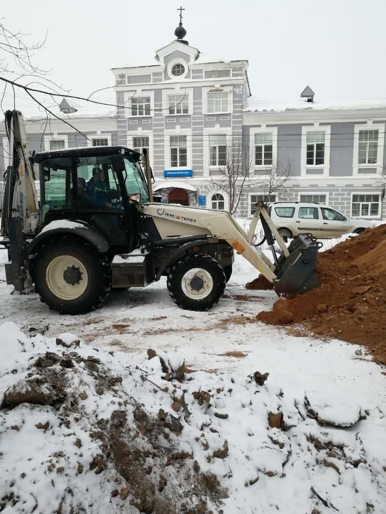 Аварийные работы на теплосетях Ростова завершены