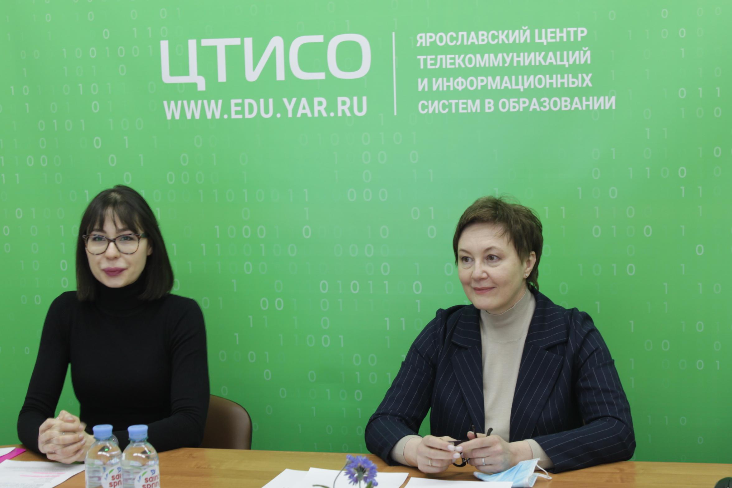 Ярославские школьники обсудили приватность в цифровом мире