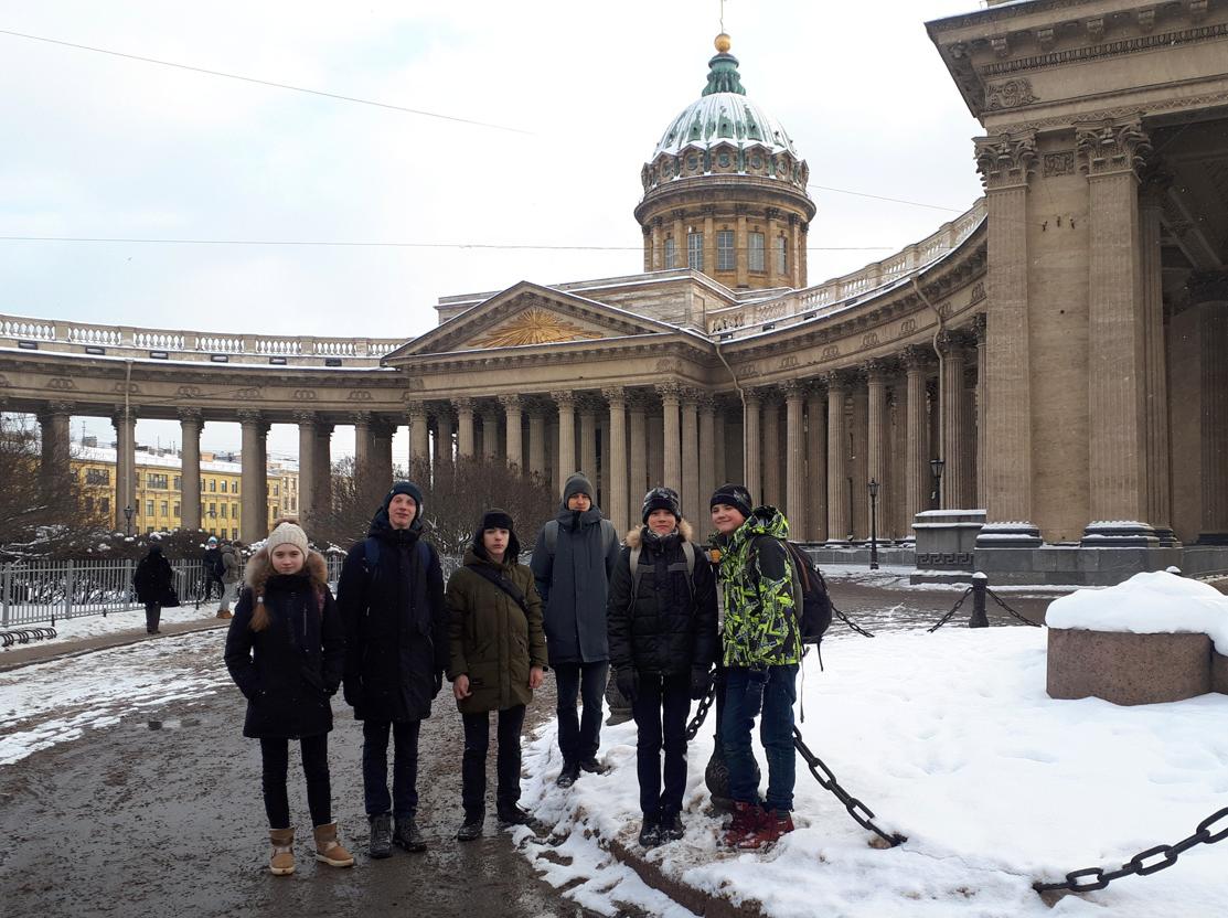 Ярославские школьники стали победителями Санкт-Петербургской олимпиады по математике