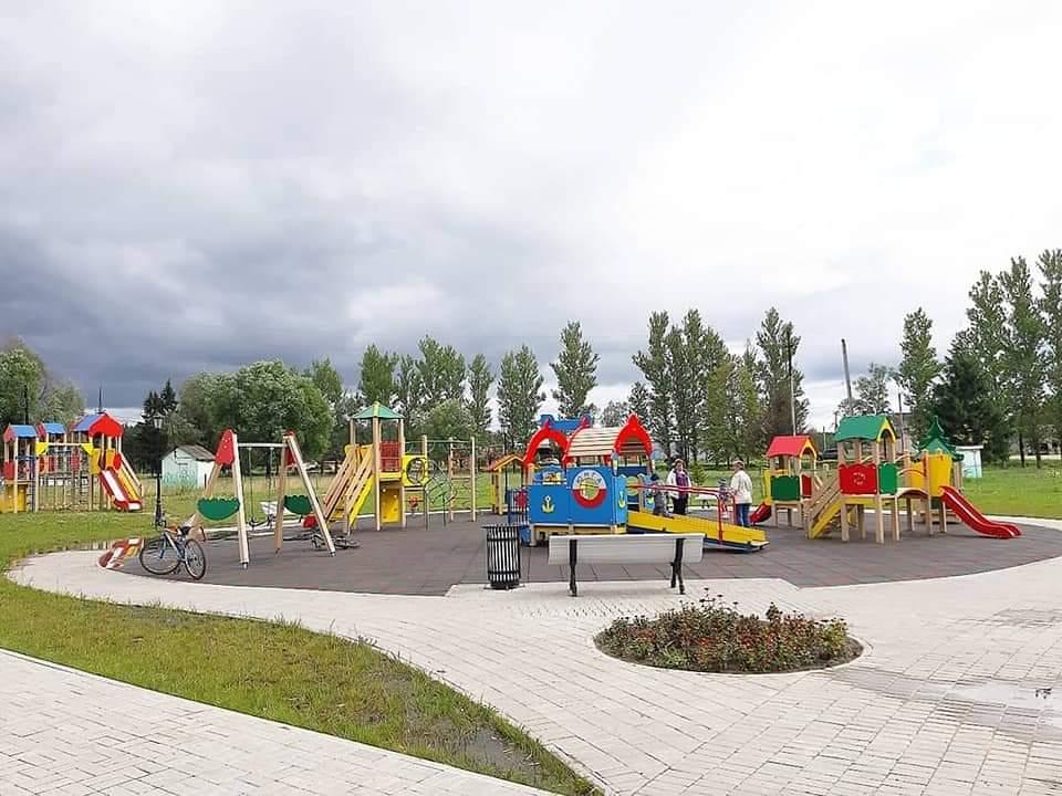 Пять парков благоустроят в этом году в Ярославском районе