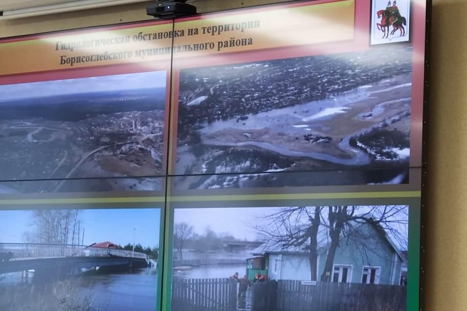 Специалисты проверят готовность муниципальных образований к возможным последствиям паводка