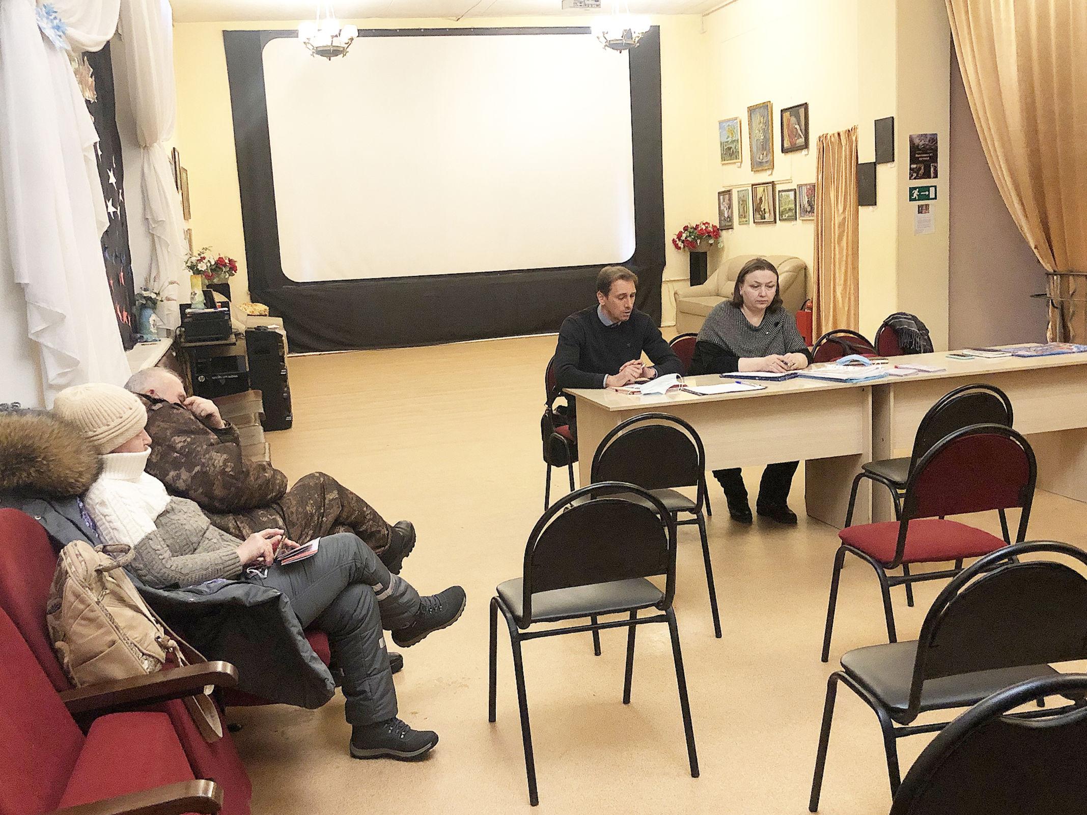 Жителям области помогают разобраться в вопросах ЖКХ в рамках губернаторского проекта «Ярославский управдом»
