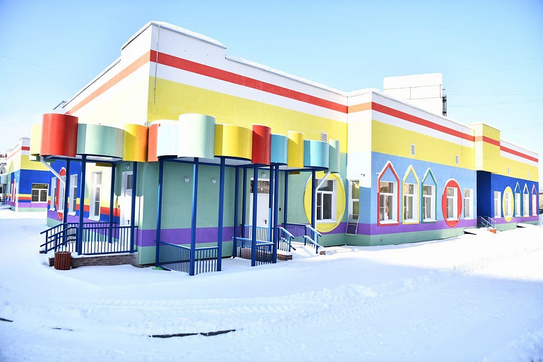 В Ярославле открылся новый детский сад на 220 мест
